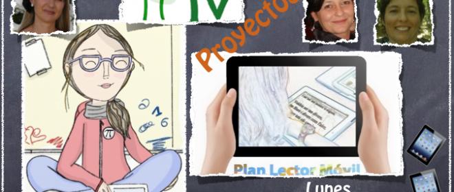Plan lector móvil y tocar las matemáticas
