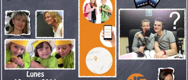 App para tranquilidad familiar y educación digital en infantil