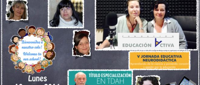 Fundación Educación Activa y un centro integrando las TIC