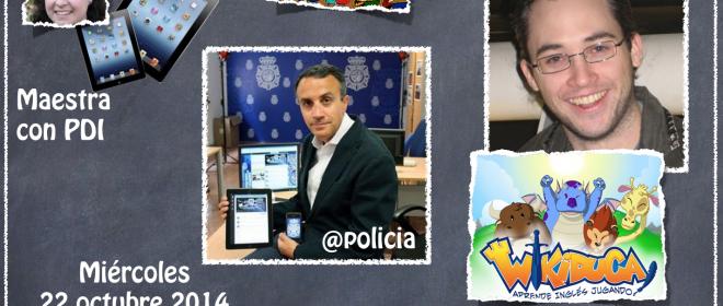 Consejos en redes por el CM @policia y Wikiduca