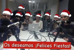 Ricardo, Rocío, Antonio, Pablo, Ainhoa y Ángel